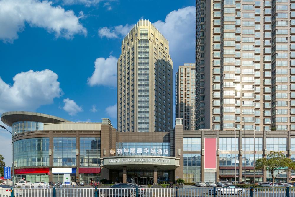 常熟裕坤丽呈华廷酒店将于12月26日正式换牌营业